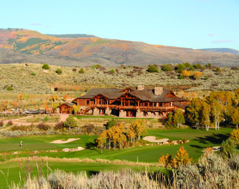 The Member Clubhouse at Red Sky Ranch