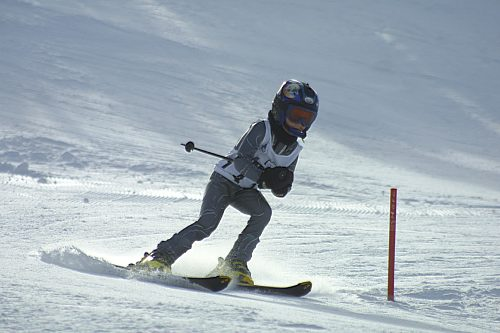 Ski Club Vail Downhill Racer