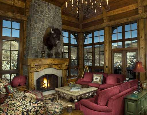 Ski Home to a warm fire in Beaver Creek