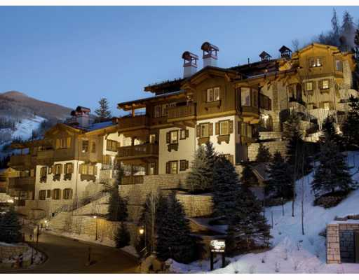 The Chalets at the Lodge at Vail