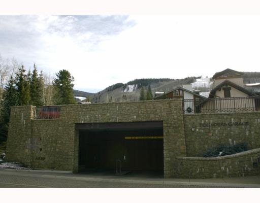 Founders Parking Garage in Vail Village