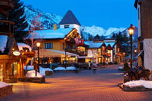 Vail Village Retail Shops and Restaurants