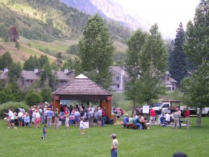 East Vail Neighborhood Picnic