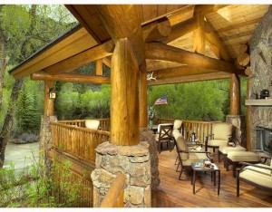 Vail Luxury Home on the Eagle River