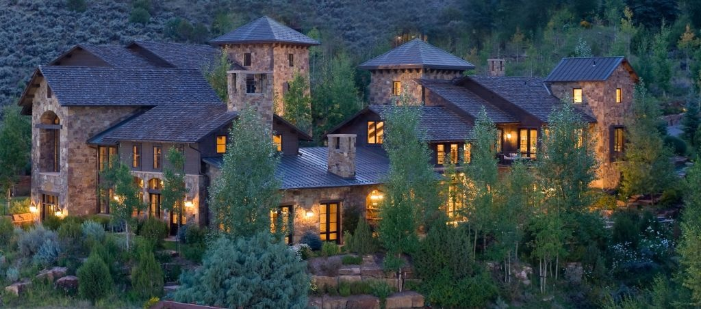 vail colorado estate, 50 spring creek