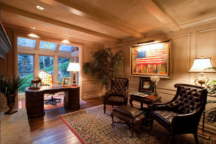 president ford's beaver creek, colorado home