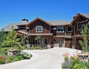 7 Bedroom custom home on golf course near Vail, Co.
