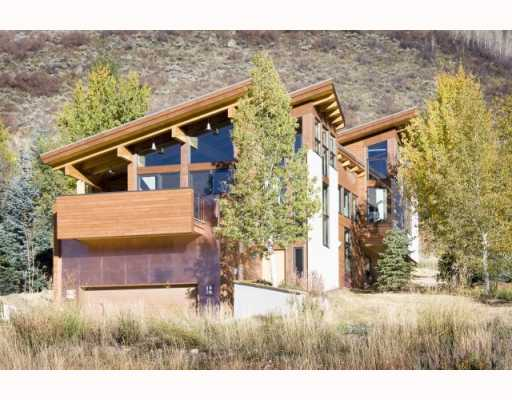 Vail Ski Home is Energy Efficient Green Home