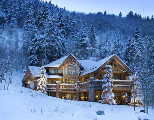 Luxury Beaver Creek Ski Home in Strawberry Park