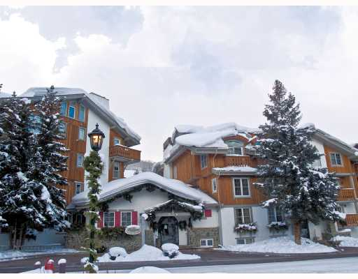 The Christiana luxury condominium in Vail