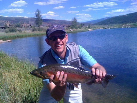 Fly fishing in the vail valley vail property search for Fly fishing breckenridge