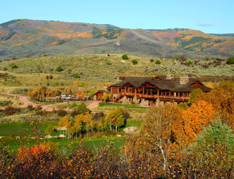 The Red Sky Ranch Member Clubhouse