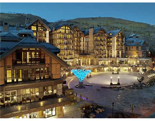Solaris Residences in Vail