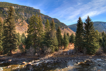 A View in Southern Minturn
