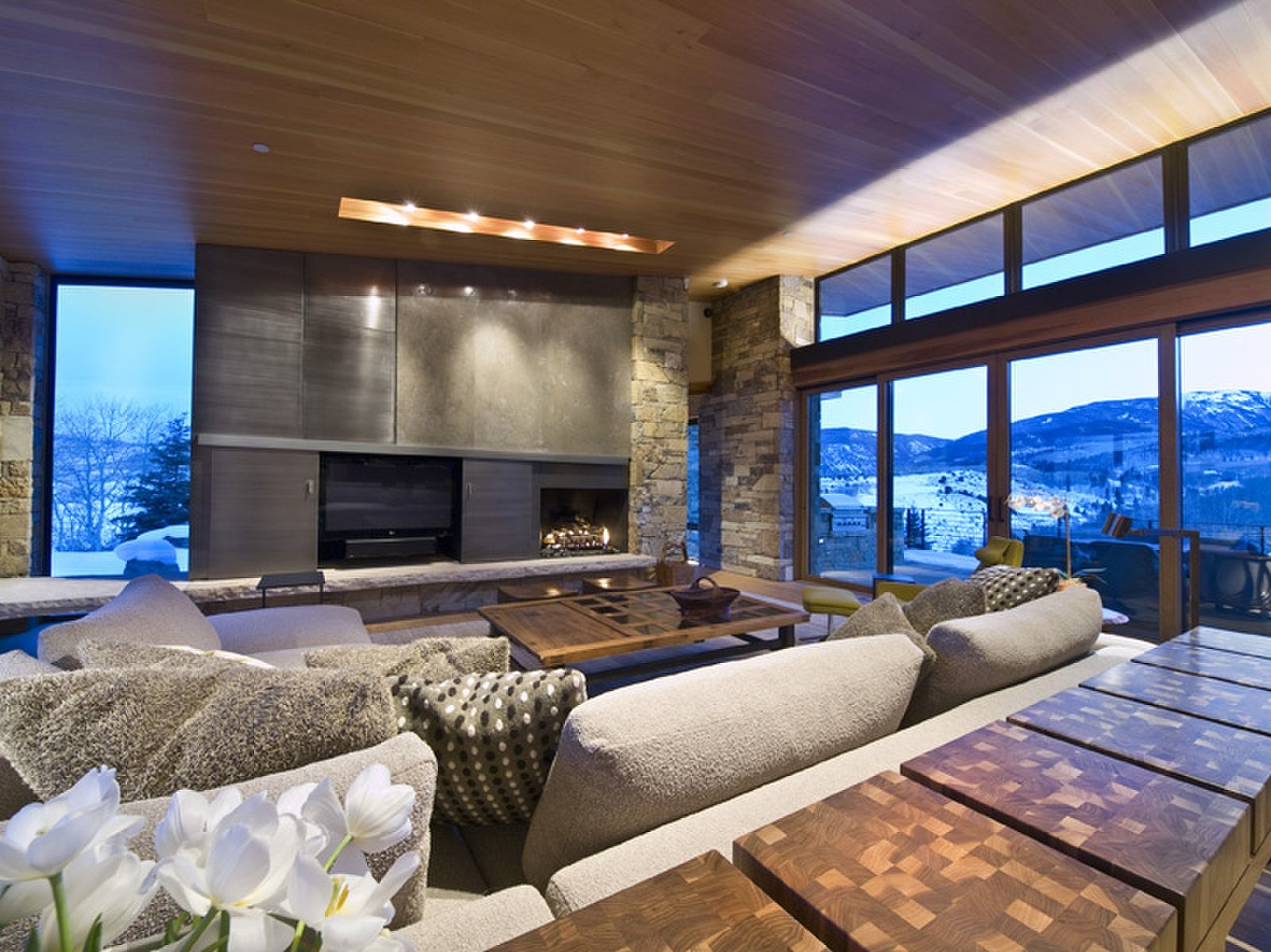 New Estate For Sale Just Outside Vail Colorado Vail
