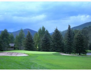 Golf Course Bank-Owned property - Vail