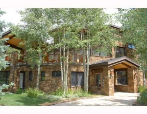 Vail Home - Nestled in the aspen trees!