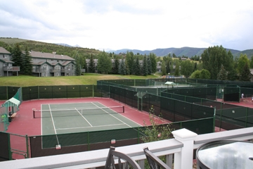 Homestead Court Club Tennis Courts
